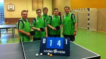 Erfolge für Dellwiger Tischtennis-Akteure