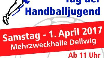 Tag der Handballjugend am 01.April
